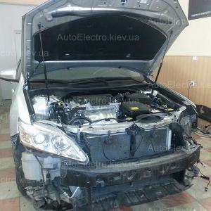 Установка квадро-билинз Hella 3 New - на Toyota Camry V50