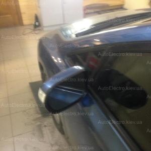 Honda Civic 4D 2009 – установка подогрева зеркал и сидений
